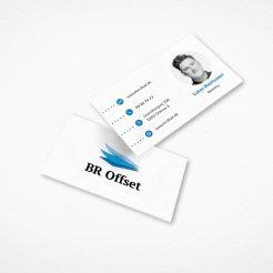 Få trykt billige visitkort hos BR Offset i Odense