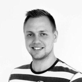 Morten Brødbæk er en glad kunde