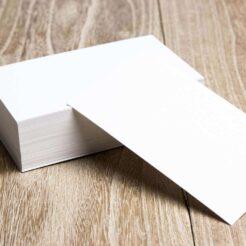 Visitkort er uundværligt for enhver virksomhed