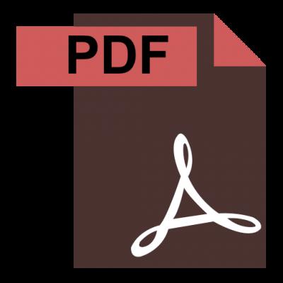 Hent visitkort skabeloner som PDF-fil