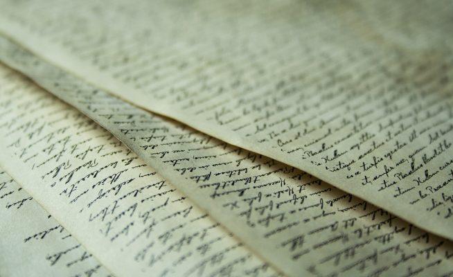 Læs mere om papirets mangeårige historie