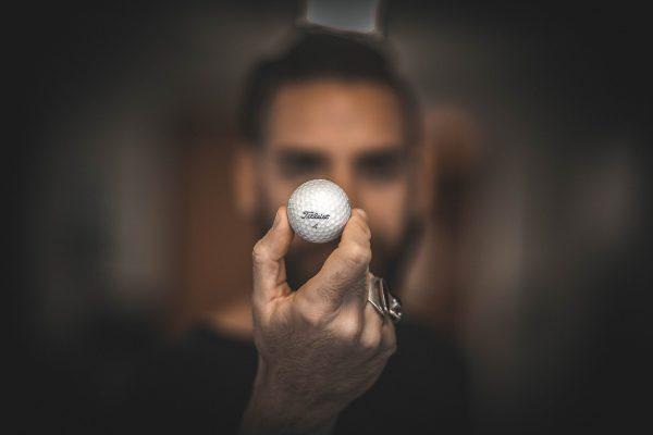 Golfbolde med logo er fremragende i din markedsføring
